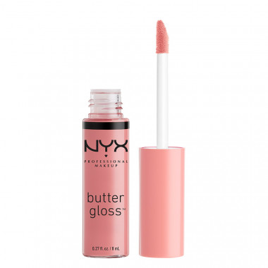 BUTTER LIP GLOSS - CREME BRULEE
