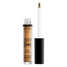 BRUSH ON BLING METALLIC BROW GEL - SHMONEY
