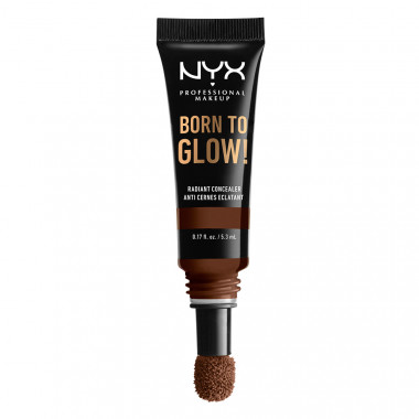 BORN TO GLOW RADIANT CONCEALER - DEEP WALNUT