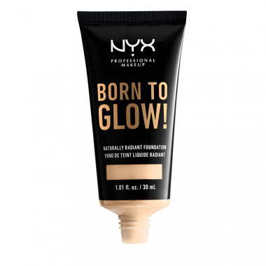 BORN TO GLOW NATURALLY RADIANT FOUNDATION-PALE