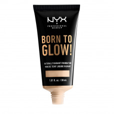 BORN TO GLOW NATURALLY RADIANT FOUNDATION-FAIR