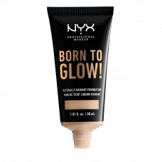 BORN TO GLOW NATURALLY RADIANT FOUNDATION-ALABASTER