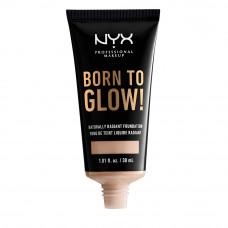 BORN TO GLOW NATURALLY RADIANT FOUNDATION-PORCELAIN