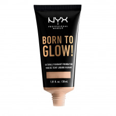 BORN TO GLOW NATURALLY RADIANT FOUNDATION-LIGHT