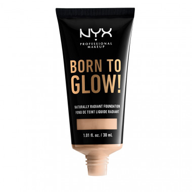 BORN TO GLOW NATURALLY RADIANT FOUNDATION-VANILLA