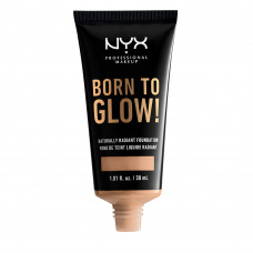 BORN TO GLOW NATURALLY RADIANT FOUNDATION-NATURAL