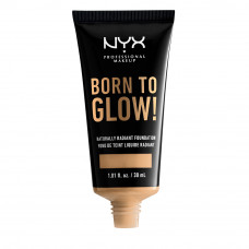 BORN TO GLOW NATURALLY RADIANT FOUNDATION-TRUE BEIGE