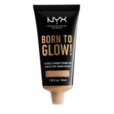 BORN TO GLOW NATURALLY RADIANT FOUNDATION-BUFF