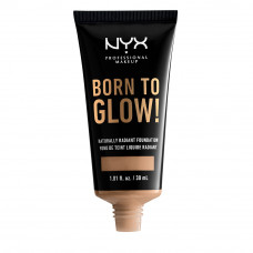 BORN TO GLOW NATURALLY RADIANT FOUNDATION-TAN