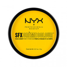 SFX CREME COLOUR POT - YELLOW
