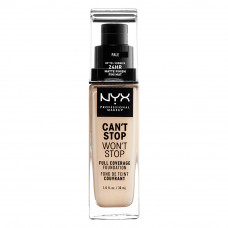 CAN'T STOP WON'T STOP 24HOUR FOUNDATION