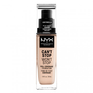 CAN'T STOP WON'T STOP 24HOUR FOUNDATION - LIGHT PORCELAIN