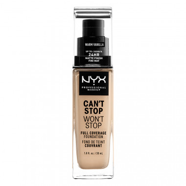 CAN'T STOP WON'T STOP 24HOUR FOUNDATION - WARM VANILLA