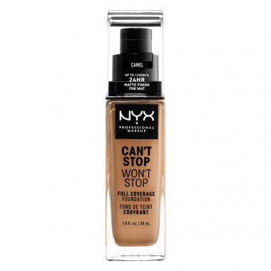 CAN'T STOP WON'T STOP 24HOUR FOUNDATION - CAMEL