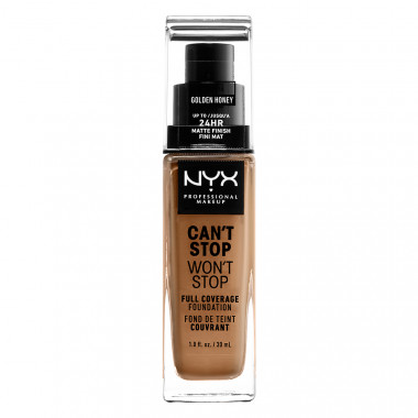 CAN'T STOP WON'T STOP 24HOUR FOUNDATION - GOLDEN HONEY