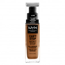 CAN'T STOP WON'T STOP 24HOUR FOUNDATION - ALMOND