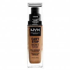 CAN'T STOP WON'T STOP 24HOUR FOUNDATION - CINNAMON
