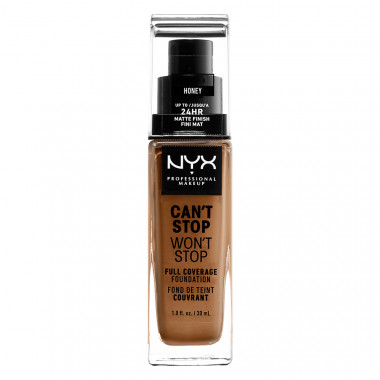 CAN'T STOP WON'T STOP 24HOUR FOUNDATION - HONEY