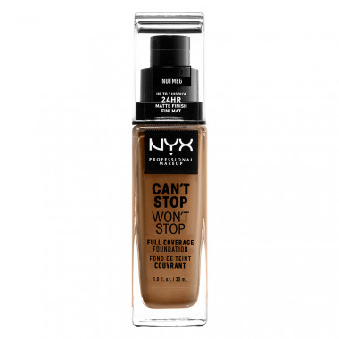 CAN'T STOP WON'T STOP 24HOUR FOUNDATION - NUTMEG