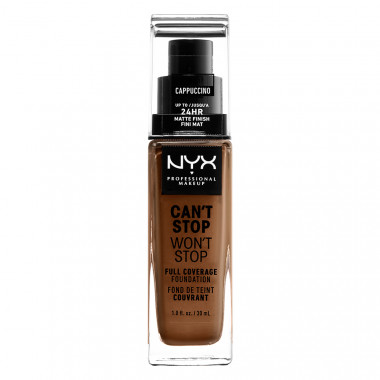 CAN'T STOP WON'T STOP 24HOUR FOUNDATION - CAPPUCCINO