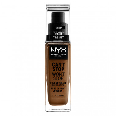 CAN'T STOP WON'T STOP 24HOUR FOUNDATION - SIENNA