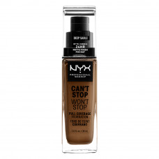 CAN'T STOP WON'T STOP 24HOUR FOUNDATION - DEEP SABLE
