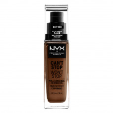 CAN'T STOP WON'T STOP 24HOUR FOUNDATION - DEEP RICH