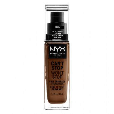 CAN'T STOP WON'T STOP 24HOUR FOUNDATION - COCOA