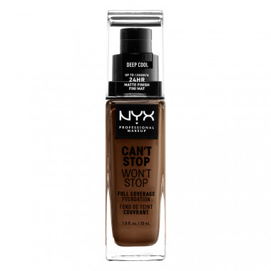CAN'T STOP WON'T STOP 24HOUR FOUNDATION - DEEP COOL