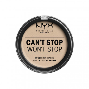 CAN'T STOP WON'T STOP POWDER FOUNDATION - ALABASTER