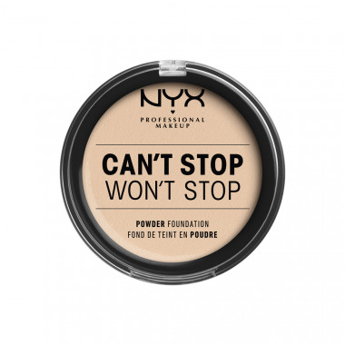 CAN'T STOP WON'T STOP POWDER FOUNDATION - LIGHT IVORY