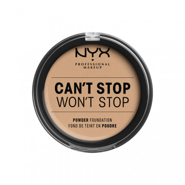 CAN'T STOP WON'T STOP POWDER FOUNDATION - NATURAL