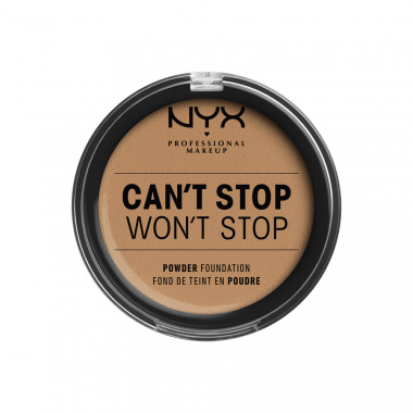 CAN'T STOP WON'T STOP POWDER FOUNDATION - NATURAL BUF