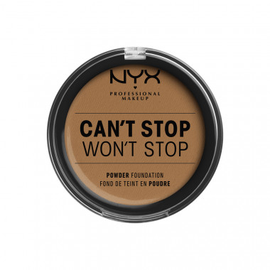 CAN'T STOP WON'T STOP POWDER FOUNDATION - WARM HONEY