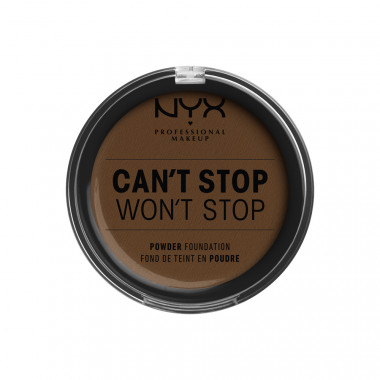 CAN'T STOP WON'T STOP POWDER FOUNDATION - WALNUT