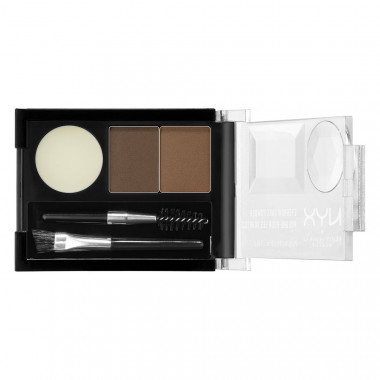 EYEBROW CAKE POWDER - BRUNETTE