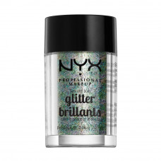 FACE & BODY GLITTER - CRYSTAL