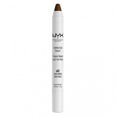JUMBO EYE PENCIL - DARK BROWN