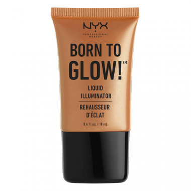 BORN TO GLOW LIQUID ILLUMINATOR - PURE GOLD