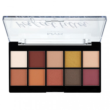 PERFECT FILTER SHADOW PALETTE - RUSTIC ANTIQU