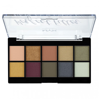 PERFECT FILTER SHADOW PALETTE - OLIVE YOU
