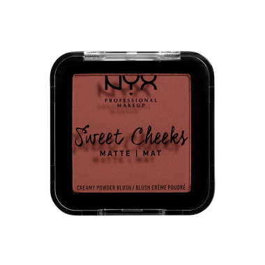 SWEET CHEEKS BLUSH (MATTE)-TOTALLY CHILL