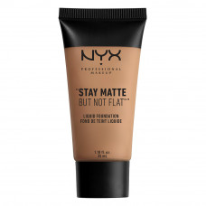 STAY MATTE BUT NOT FLAT LIQUID FOUNDATION - NUTMEG