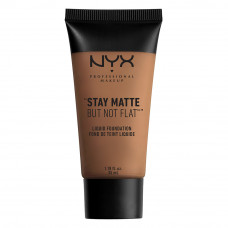 STAY MATTE BUT NOT FLAT LIQUID FOUNDATION - DEEP RIC (18.7)