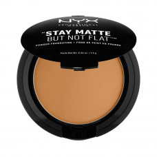 STAY MATTE BUT NOT FLAT POWDER FOUNDATION - DEEP GOLD (18.3)