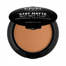 STAY MATTE BUT NOT FLAT POWDER FOUNDATION - DEEP OLIVE (18.5)