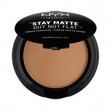 STAY MATTE BUT NOT FLAT POWDER FOUNDATION - DEEP RICH (18.7)