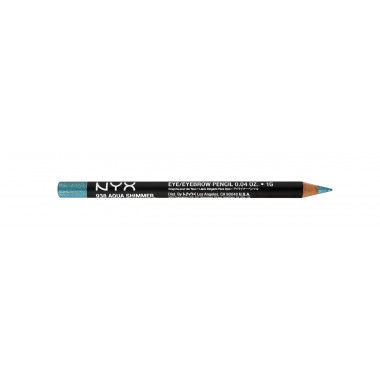 SLIM EYE PENCIL - AQUA SHIMMER