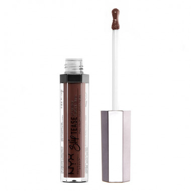 SLIP TEASE LIP LACQUER - SHADY