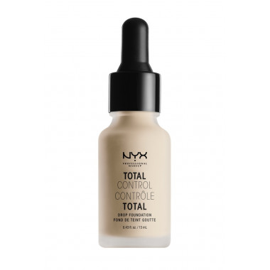 TOTAL CONTROL DROP FOUNDATION - ALABASTER